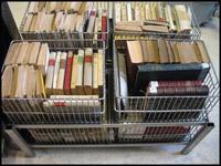 livres en attente de traitement