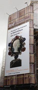 Bache à Richelieu © ? / BnF