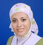Nesrine Abdel-Meguid de la Bibliothèque d'Alexandrie